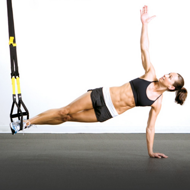 TRX-Functional Training bei Fair Fitness